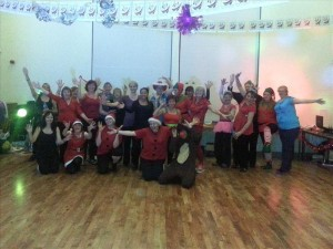 Zumba Christmas Party 2012