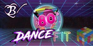 80s DanceFit Logo