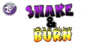 Shake & Burn Logo
