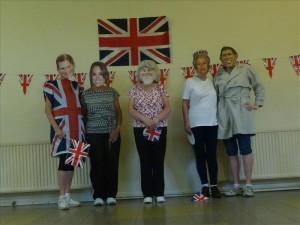 Queen's Jubilee 2012