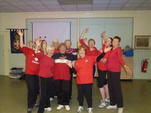 Comic Relief - Tues Zumba Gold