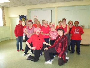 Comic Relief - Weds Zumba Gold